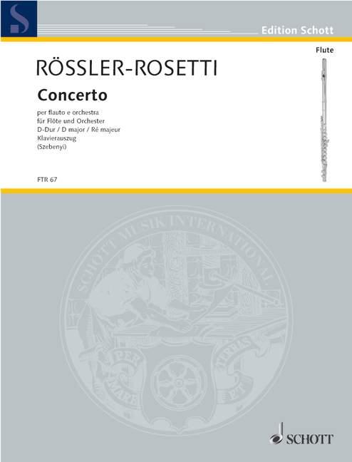 Concerto-D-major-Murray-C17-Rosetti-Antonio-piano-reduction-with-solo-part-fl